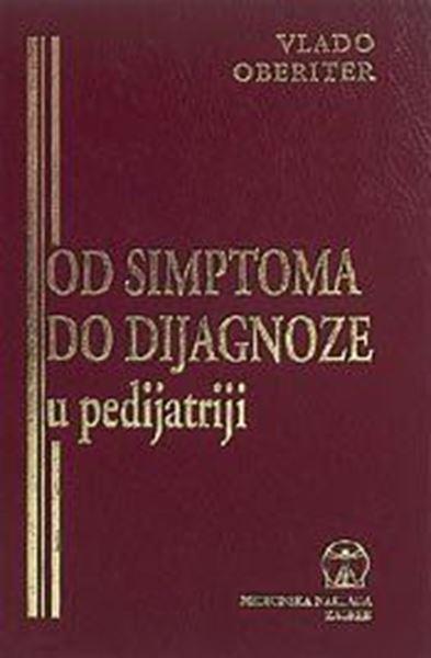 Picture of OD SIMPTOMA DO DIJAGNOZE U PEDIJATRIJI