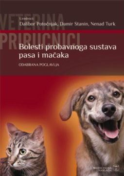Picture of BOLESTI PROBAVNOGA SUSTAVA PASA I MAČAKA