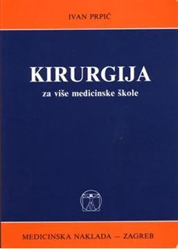 Picture of KIRURGIJA ZA VIŠE MEDICINSKA ŠKOLE