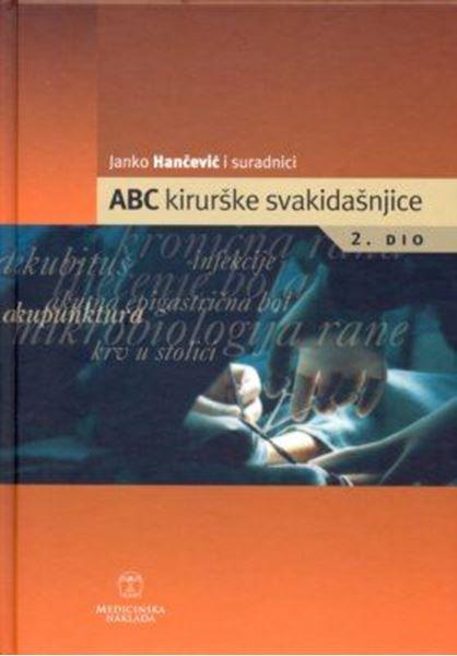 Picture of ABC KIRURŠKE SVAKIDAŠNJICE, 2. dio