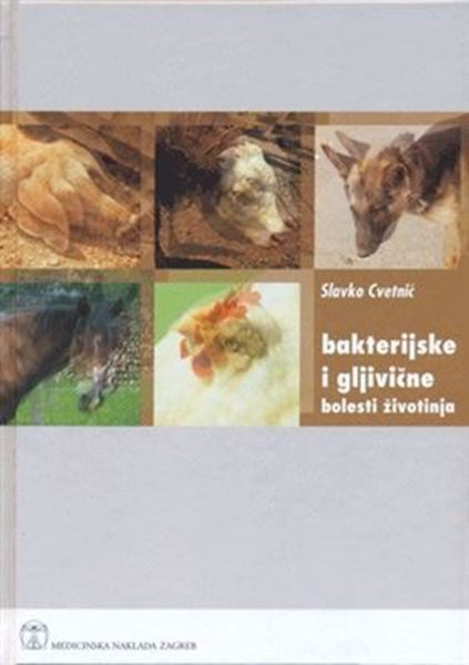 Picture of BAKTERIJSKE I GLJIVIČNE BOLESTI ŽIVOTINJA
