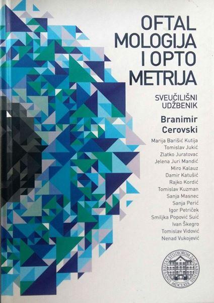 Picture of OFTALMOLOGIJA I OPTOMETRIJA