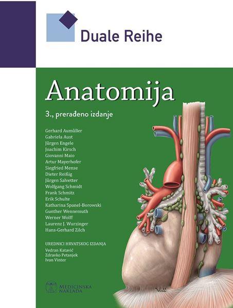 Picture of ANATOMIJA, Duale Reihe