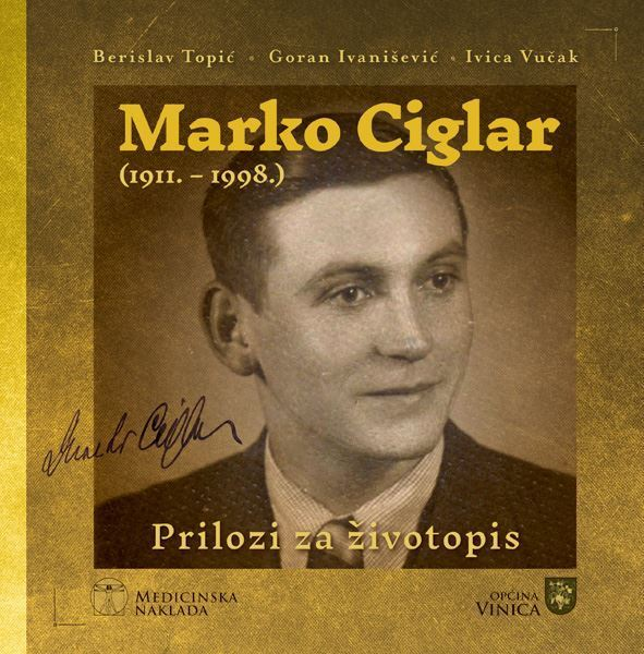 Picture of Marko Ciglar (1911. - 1998.)